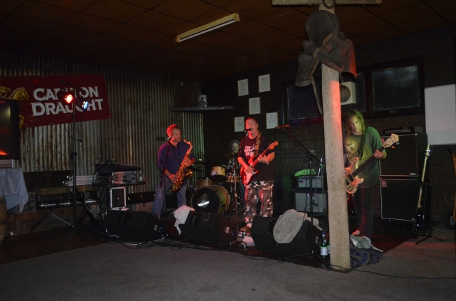 Groove Unit at the Rocky Gully Pub