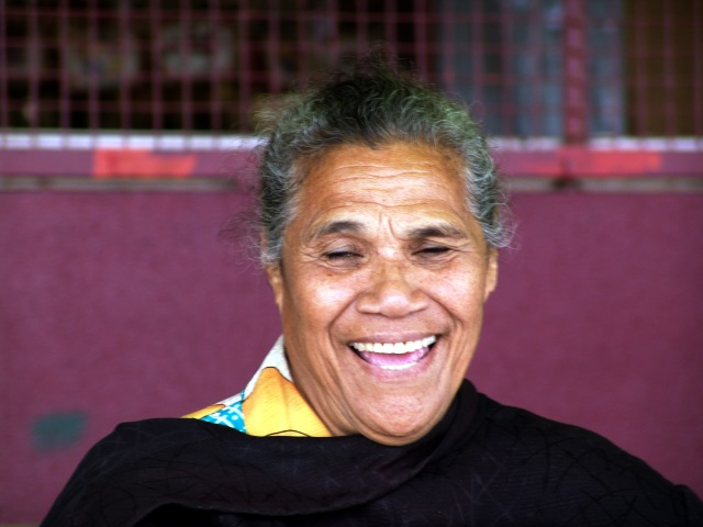 Smiling Lady, Nukualofa
