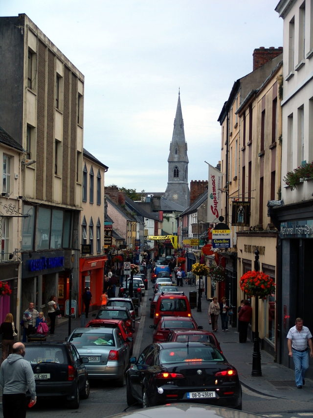 O'Connell St., Ennis
